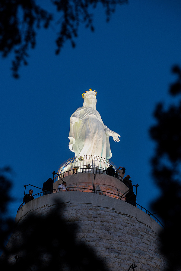 Our Lady of Lebanon | SONY 28-75MM F/2.8 SAM <br> Click image for more details, Click <b>X</b> on top right of image to close