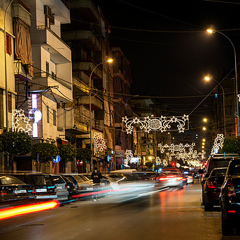 Night Lights in Beirut | SONY 28-75MM F/2.8 SAM
