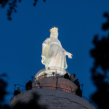 Our Lady of Lebanon | SONY 28-75MM F/2.8 SAM