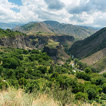 Garni Landscape, Armenia | ZEISS 25MM F2 DISTAGON <br> Click image for more details, Click <b>X</b> on top right of image to close