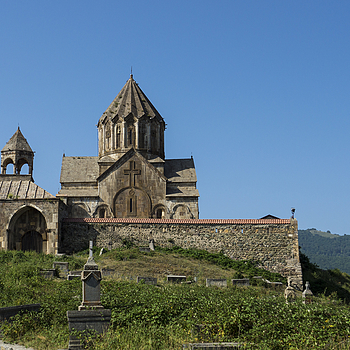 Gandzasar Monastery, Karabagh, Armenia | ZEISS ZA DISTAGON  24MM F2.0 <br> Click image for more details, Click <b>X</b> on top right of image to close