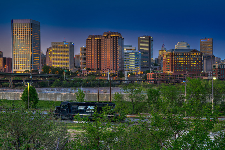 Richmond, Virginia | ZEISS 24-70MM F4 ZA <br> Click image for more details, Click <b>X</b> on top right of image to close