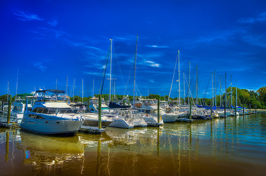 York River Yacht Haven | ZEISS 24-70MM F4 ZA <br> Click image for more details, Click <b>X</b> on top right of image to close