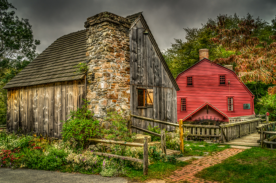 Grist Mill | ZEISS DISTAGON 35MM F/1.4 FE ZA <br> Click image for more details, Click <b>X</b> on top right of image to close