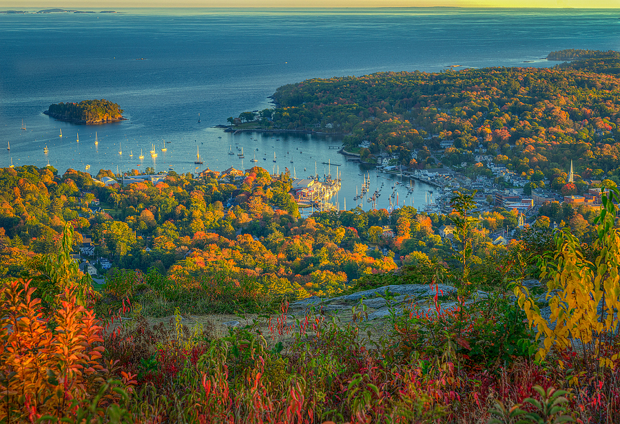 Camden Hills State Park, Camden Maine | ZEISS 24-70MM F4 ZA <br> Click image for more details, Click <b>X</b> on top right of image to close