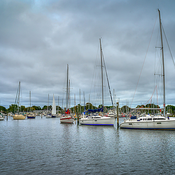 Wickford Village Harbor | ZEISS DISTAGON 35MM F/1.4 FE ZA <br> Click image for more details, Click <b>X</b> on top right of image to close