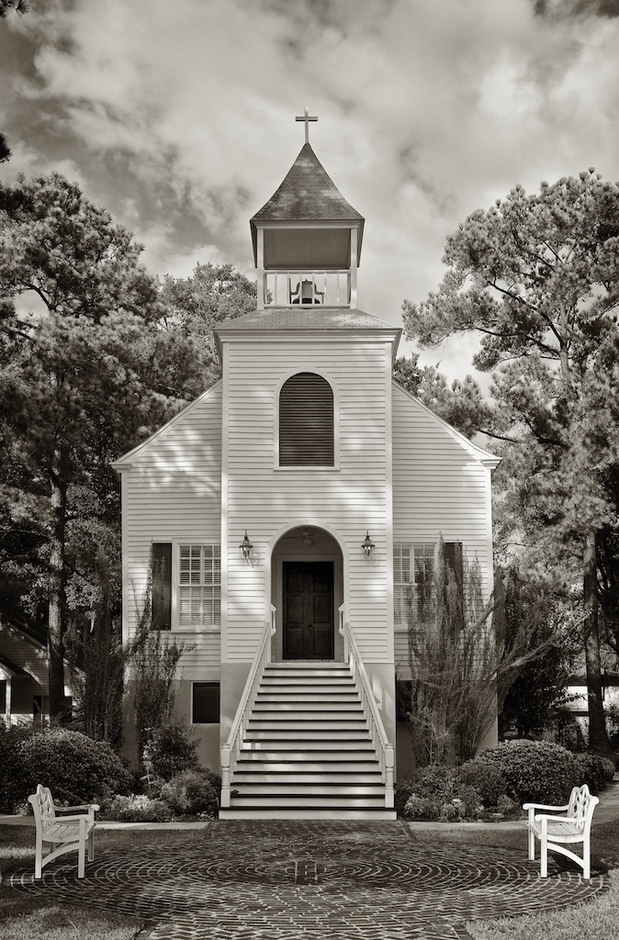 First Presbyterian Church, St. Mary's, GA | LENS MODEL NOT SET <br> Click image for more details, Click <b>X</b> on top right of image to close
