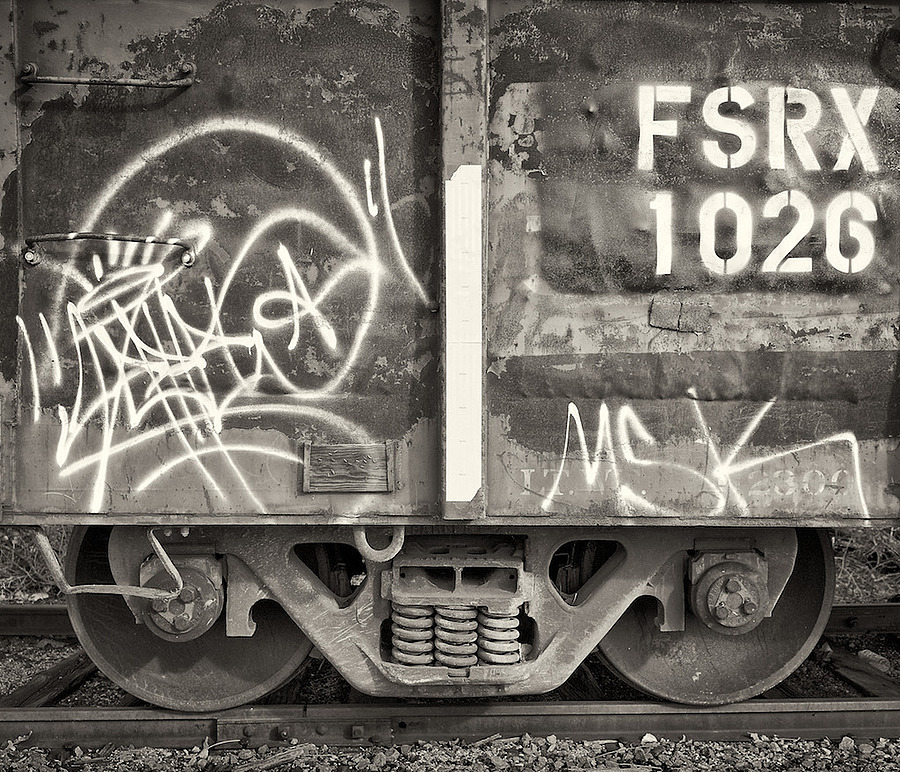 Rail Car | ZEISS FE 35MM F2.8 ZA <br> Click image for more details, Click <b>X</b> on top right of image to close