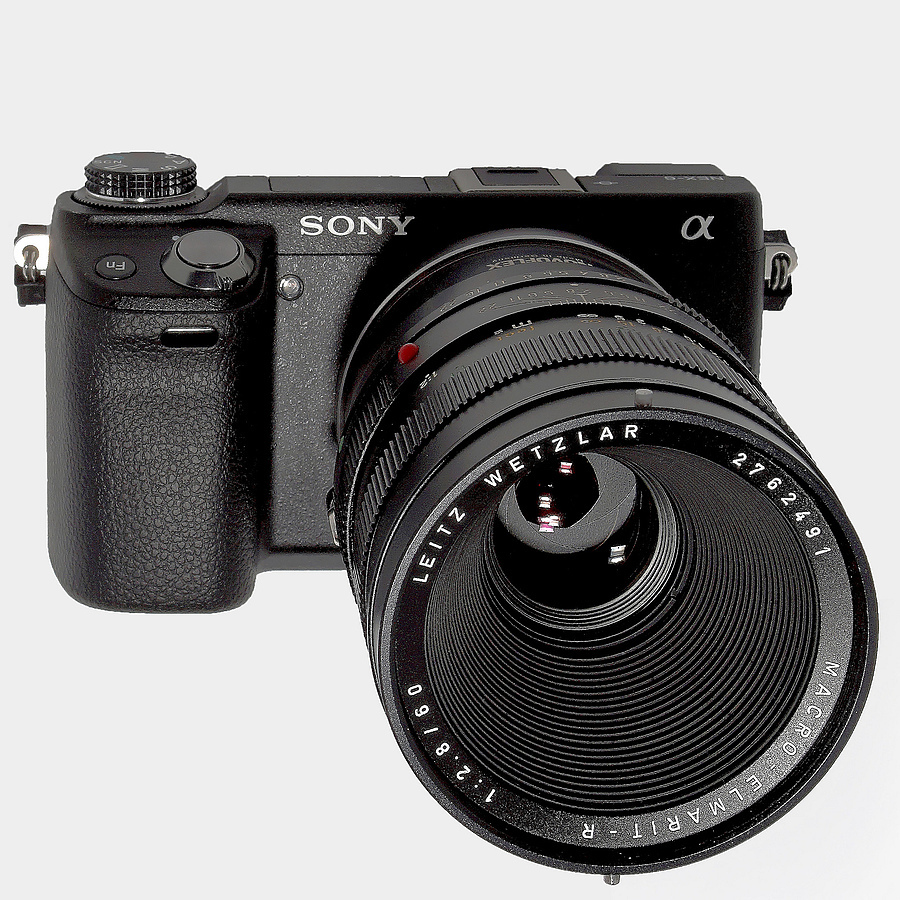 Sony NEX Elmarit R 60 | LENS MODEL NOT SET <br> Click image for more details, Click <b>X</b> on top right of image to close