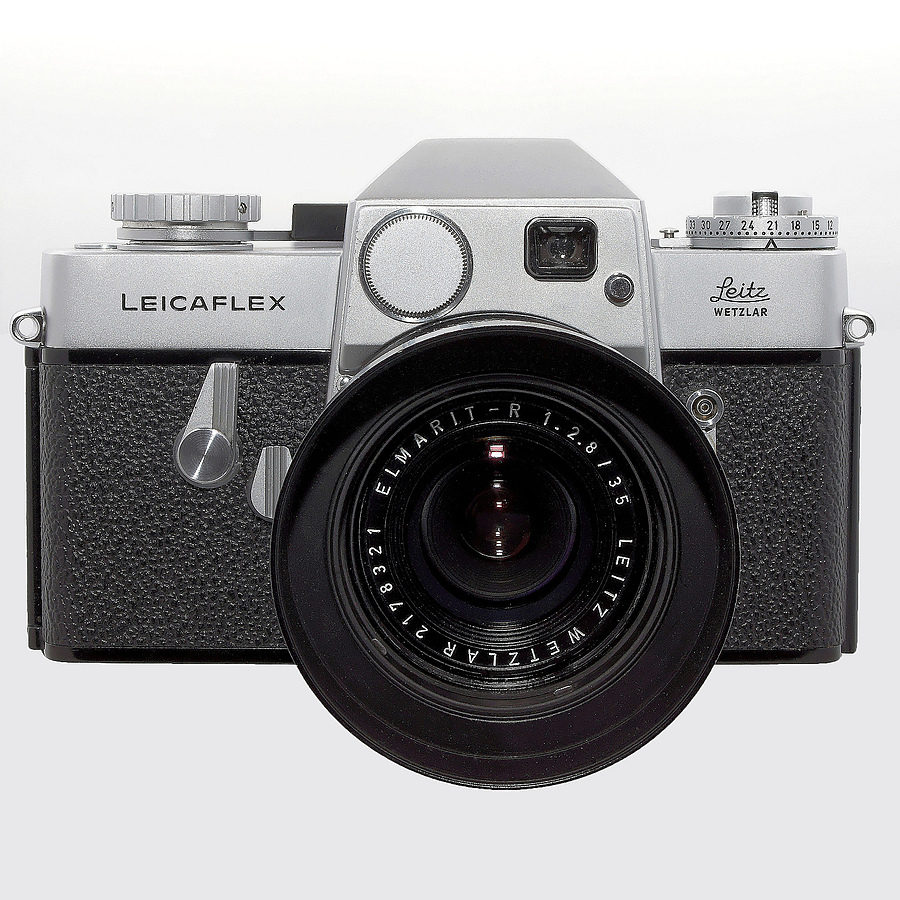 LEICAFLEX | LENS MODEL NOT SET <br> Click image for more details, Click <b>X</b> on top right of image to close