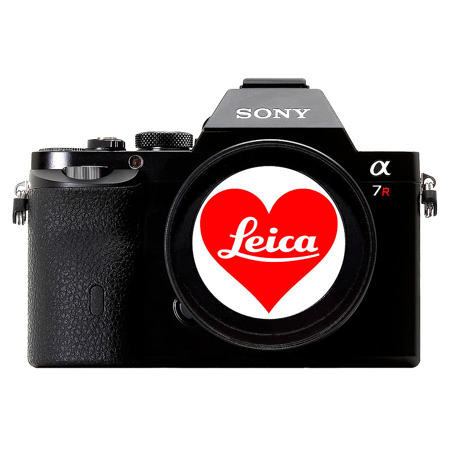 Sony A7r Love Leica | LENS MODEL NOT SET <br> Click image for more details, Click <b>X</b> on top right of image to close