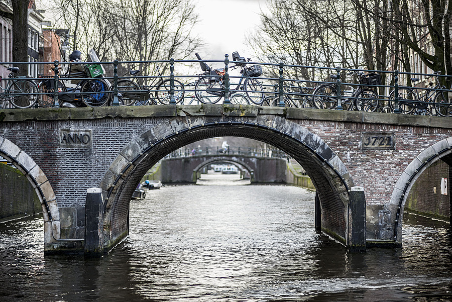 Bridges in Amsterdam | LEICA SUMMILUX 35MM F1.4 ASPH <br> Click image for more details, Click <b>X</b> on top right of image to close