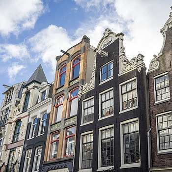 Facades in Amsterdam | LEICA SUMMILUX 35MM F1.4 ASPH <br> Click image for more details, Click <b>X</b> on top right of image to close