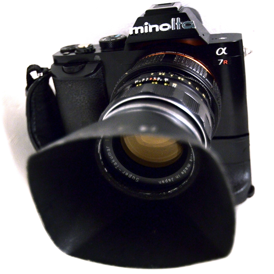 Supreme-Takumar 1.8 in disguise | LENS MODEL NOT SET <br> Click image for more details, Click <b>X</b> on top right of image to close
