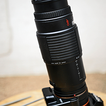 CZJΣ 75-300/4.5-5.6 APO | LENS MODEL NOT SET <br> Click image for more details, Click <b>X</b> on top right of image to close