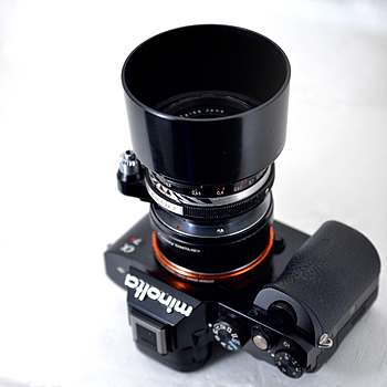 Carl Zeiss Jena 2/50 Pancolar Exakta | LENS MODEL NOT SET <br> Click image for more details, Click <b>X</b> on top right of image to close