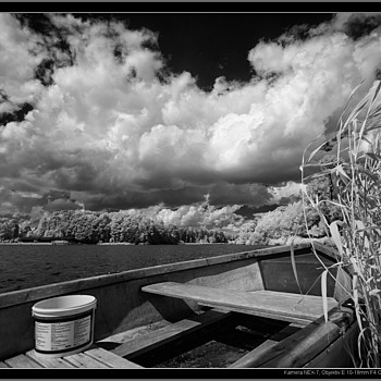 Nex-7 converted to infrared with Sony SEL 10-18mm | LENS MODEL NOT SET
