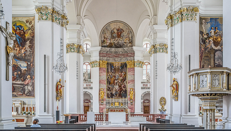 Jesuit Church Heidelberg | LENS MODEL NOT SET <br> Click image for more details, Click <b>X</b> on top right of image to close