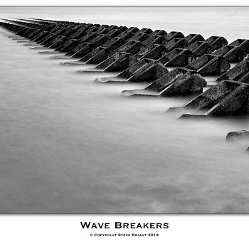 Photo: Wave Breakers