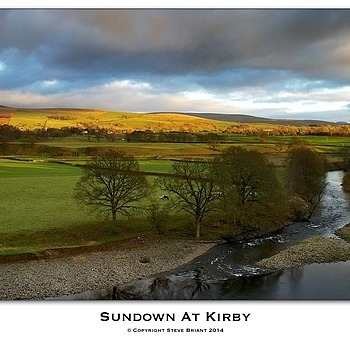 Sundown at Kirby | LENS MODEL NOT SET <br> Click image for more details, Click <b>X</b> on top right of image to close