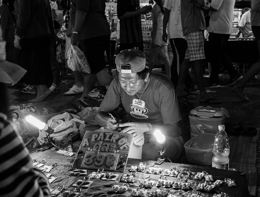Night market | ZEISS E-MOUNT SONNAR 24MM F1.8  <br> Click image for more details, Click <b>X</b> on top right of image to close