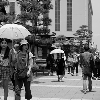 Kyoto Street | ZEISS VARIO-TESSAR  16-70MM F4 ZOOM <br> Click image for more details, Click <b>X</b> on top right of image to close