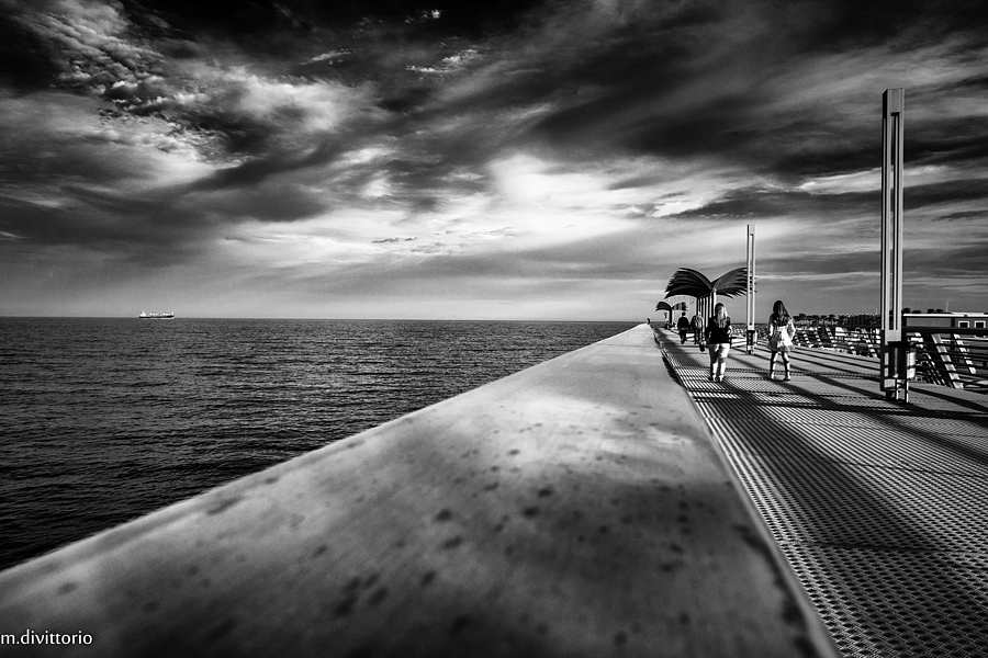 Pier | ZEISS VARIO-TESSAR  16-70MM F4 ZOOM <br> Click image for more details, Click <b>X</b> on top right of image to close