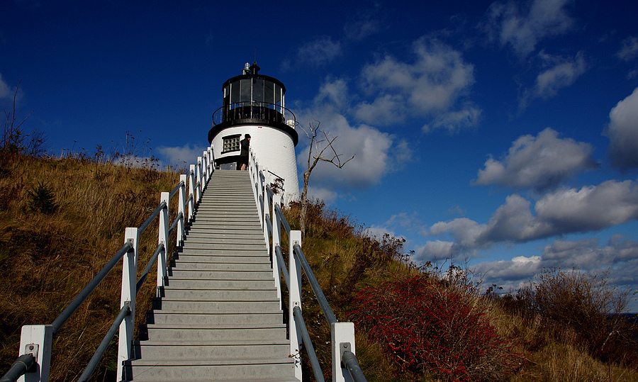 Owls Head Light | LENS MODEL NOT SET <br> Click image for more details, Click <b>X</b> on top right of image to close