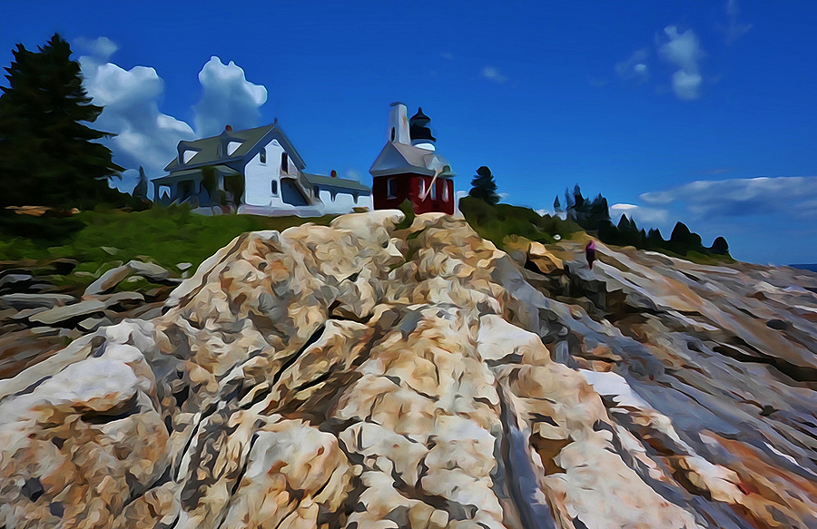 Pemaquid Lighthouse - | LENS MODEL NOT SET <br> Click image for more details, Click <b>X</b> on top right of image to close